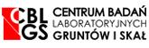 Centrum Badań Laboratoryjnych Gruntów i Skał