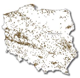 Boreholes in CBDG with analytical data