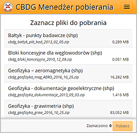 CBDG - Download manager
