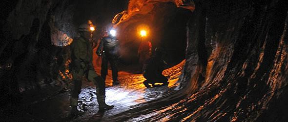 Jaskinie Polski