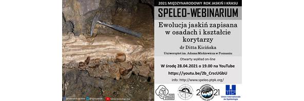 Ewolucja jaskiń zapisana w osadach i kształcie korytarzy