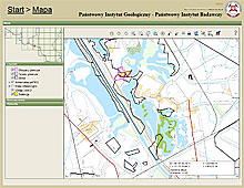 Mapa - MIDAS