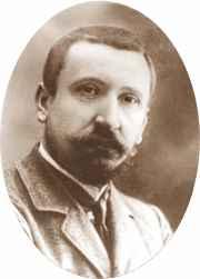 Portret Józefa Grzybowskiego