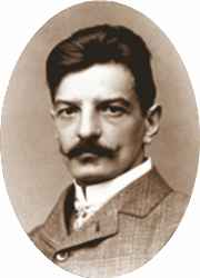 Portret Eugeniusza Romera