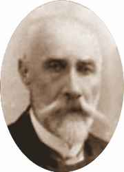 Portret Józefa Siemiradzkiego