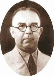 Portret Józefa Zwierzyckiego