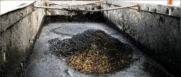 Wysypisko odpadów wydobywczych