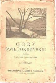 Okładka broszury  z 1919 r.