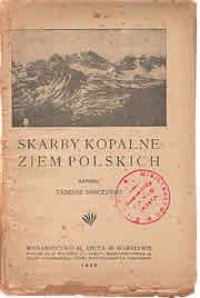 Popularna praca o bogactwach mineralnych Polski