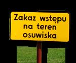 Zagrożenie osuwiskowe w Karpatach