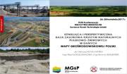 Istniejąca i perspektywiczna baza zasobowa kruszyw naturalnych piaskowo-żwirowych w danych Mapy Geośrodowiskowej Polski
