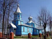 Zabytkowa Cerkiew Zaśnięcia Matki Bożej w Dubinach