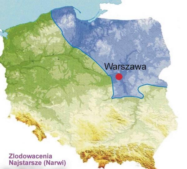 Geologiczna przeszłość Polski