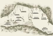 Formy naciekowe w jaskini