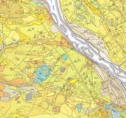 mapa geologiczna Warszawy 1