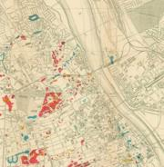mapa geologiczna Warszawy 4