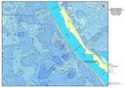 mapa głębokosci pierwszego zwierciadła wód podziemnmych