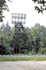 Wieża wyciągowa szybu Piotr